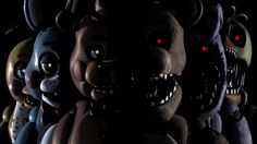 Top 5 facts about Five Night at Freddy's ( part 1 )