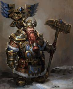 Fantasy Dwarf, Fantasy Rpg, Medieval Fantasy, Fantasy Artwork, Fantasy Character Design, Character Concept, Character Inspiration, Character Art, Armadura Medieval