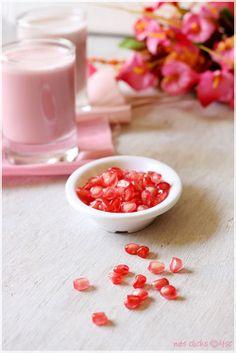 Pomegranate Shake