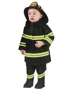 Fireman Toddler Costume – Spirit Halloween