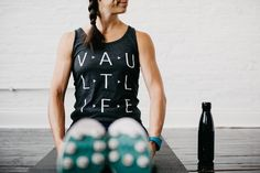 Vault Life Tank, Pole Vault, Graphic Tees, Track and Field