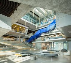 Gallery of Intuit Marine Way Building / WRNS Studio + Clive Wilkinson Architects - 1
