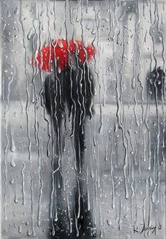 """""""Rainy noon"""" by Rauf Dzhanibekov"""