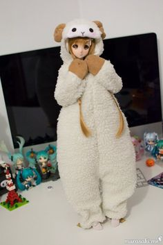 Smart Doll Mirai Suenaga by curelovely1