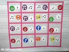 Add a movement and composing station to your music workstations rotations. This idea uses Music Go Rounds and a little bit of masking tape! Challenge your students to be creative and get moving! Get Moving, Music Class, Your Music, Masking Tape, Students, Challenges, Classroom, Board, Creative