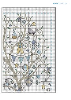 Cross Stitch Collection N°271 February 2017 3 of 6