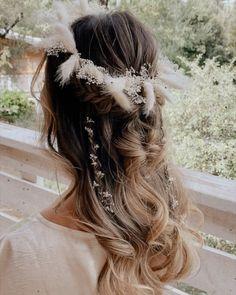 san diego bridal hairstylist (@styled.byjordan) • Instagram photos and videos Boho Bridal Hair, Bridal Hair Inspiration, San Diego, Hair Styles, Videos, Photos, Instagram, Hair Plait Styles, Pictures