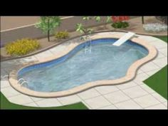 Liquid Pool Cover by Save Water Solutions Inc. - YouTube