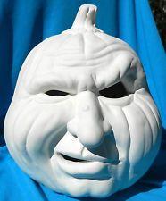 Snarling Pumpkin Cut Out Ceramic Bisque Halloween U Paint Pumpkins . Ceramic Painting, Painted Ceramics, Pumpkin Jack, Ceramic Bisque, Gourd Art, Painted Pumpkins, Gourds, Statue, Halloween