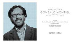 Patrimonio Industrial Arquitectónico: Hoy homenaje a Gonzalo Montiel en La Nau, Valencia...
