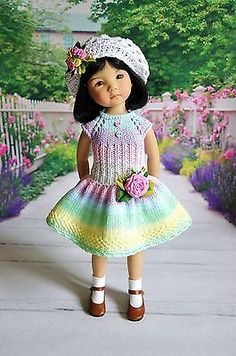 OOAK-OUTFIT-FOR-DOLLS-Little-Darlings-Effner-13. SOLD for base bid of $75.00 on 5/24/15.