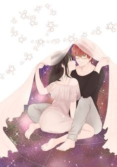 Mystic Messenger || MC and Saeyoung || I wish this was real T^T
