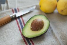Avocado with lemon & sea salt -Snacks That Make You Beautiful - Page 14