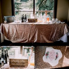 calgary wedding photographers, reader rock garden wedding & lake sundance community hall wedding Bubbly Bar, June 24, Best Day Ever, Calgary, Garden Wedding, Valance Curtains, Photographers, Community, Table Decorations