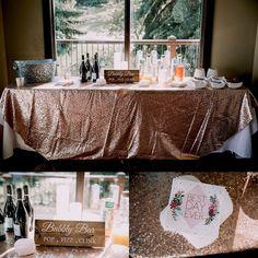 calgary wedding photographers, reader rock garden wedding & lake sundance community hall wedding Bubbly Bar, June 24, Best Day Ever, Calgary, Garden Wedding, Valance Curtains, Photographers, Community, Table Decorations