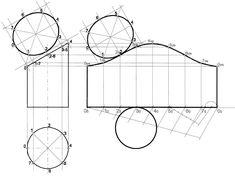 390 Ideas De Dibujo En Ingeniería Técnicas De Dibujo Dibujo Tecnico Ejercicios Vistas Dibujo Tecnico