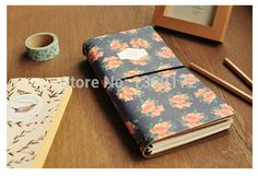 2015 New Creative Trends Vintage Function Portable Notebooks Agenda Notepad Diary Day Planner Jotter Journal Record Stationery