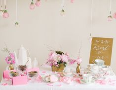 Galentine's Day Tea Party - Inspired by This