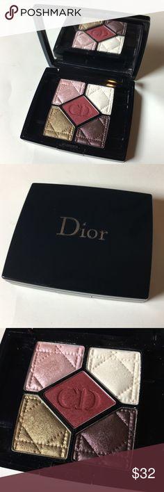 Dior eyeshadow palette 876 trafalgar Dior eyeshadow palette 876 trafalgar   price reflects used but good   bundle for deeper discount! Dior Makeup Eyeshadow