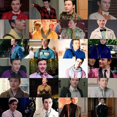 Thanks Chris for Kurt  @chriscolfer i can't say how much I love you and i need you!!  Thanks for giving me a chance