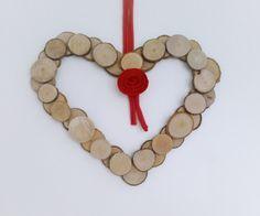 DIY valentijn krans (+foto werkbeschrijving)