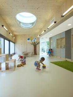 Детский сад Hestia в Амстердаме