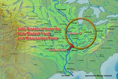 New Madrid Fault Line Activity | New Madrid Fault Line Earthquake Drill To Be Held On 201 St ...