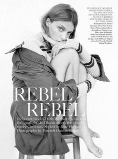 Patrick Demarchelier | Vogue UK