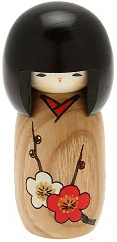 Usaburo Japanese Kokeshi Doll, Sachiko's Brown Kimono Usaburo http://www.amazon.com/dp/B00KTVMLY8/ref=cm_sw_r_pi_dp_dQ6kwb0C7CFWQ