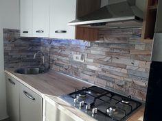 3D PVC panel πετρα 8206 - Ταπετσαρίες τοίχου Pvc Panels, 3 D, Kitchen Cabinets, Home Decor, Decoration Home, Room Decor, Cabinets, Home Interior Design, Dressers