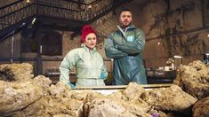 Fatberg Autopsy, C4 — 'watch this well after you've eaten'