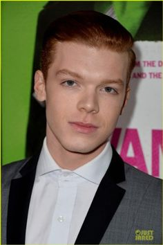 Cameron Monaghan at an event for Vampire Academy (2014)