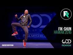 Fik-Shun | FRONTROW | World of Dance Hawaii 2016 | #WODHI16 - YouTube