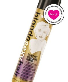 We're counting down to the best purple shampoo on the market for blonde hair. See how Sexy Hair Blonde Sexy Hair Sulfate-Free Bright Blonde Shampoo ranked. Purple Shampoo For Blondes, Best Purple Shampoo, Violet Shampoo, Makeup For Blondes, Blonde Back, Bed Head Dumb Blonde, Summer Eye Makeup, Toning Shampoo, Kms California