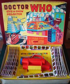 Andydrewz's Pages: January 2015 4th Doctor, Second Doctor, Doctor Who Fan Art, Childhood Toys, Childhood Memories, Tardis Art, Still Game, Monster Toys, Vintage Board Games