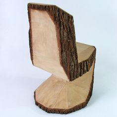 log chair | LOG CHAIR – Hobby Panton chair by Peter Jakubik | Design ...