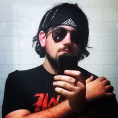 I'm burning down every bridge we made I'll watch you choke on the hearts you break I'm bleeding out every word you said Go to hell for heaven's sake #gotohellforheavenssake  #bringmethehorizon #bmth #metalcore #sempiternal #metalhead #tiredasfuck #sunglasses #bandana #blackhair #beard #hairstyle #Seville #spain #barba #Sevilla by madzombiejulio