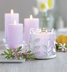 snow and white burning candles - Google Search