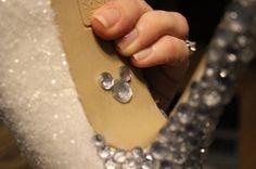 DIY Wedding Shoes- The DIY Bride