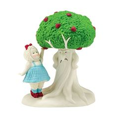 Snowbabies Department 56 Snowbabies Guest Collection Dorothy Picks Apples Figurine 512Inch >>> Check out this great product.