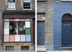 Shoreditch details by Sania Pell