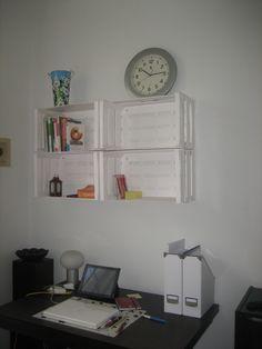 Despachos con impacto positivo !! Bookcase, Corner, Shelves, Home Decor, Shelving, Decoration Home, Room Decor, Book Shelves, Shelving Units