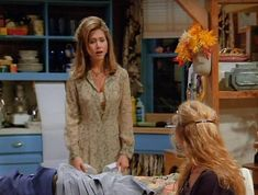 "Human Doily | Here Are All 90 Outfits Rachel Green Wore On The First Season Of ""Friends"""