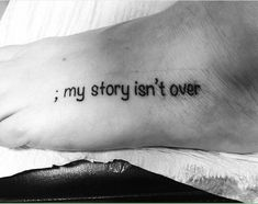 Keep your story alive: 9 beautiful semicolon tattoos our readers shared to destigmatize mental health challenges