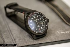 Hamilton Khaki Takeoff Automatic (2015 Line Preview - worn&wound)