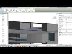 How I Build A House (in Revit Architecture) - YouTube