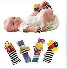 New arrival baby rattle baby toys Lamaze Garden Bug Wri. Starting at $5 on Tophatter.com!