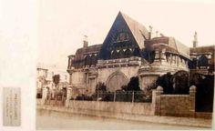 Villa Alvear residencia veraniega de la familia Alvear Unzue 1908, Mar del Plata Prov. de Bs. As.