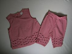 Starting Out Infant Girls Size 24 Months Outfit Spring Everyday 100% Cotton