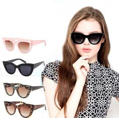 ‪#‎STYLISH‬ Cat Eye ‪#‎Sunglasses‬ Style Brand Designer Fashion Code: SUN20 - 24h SALE Free Shipping